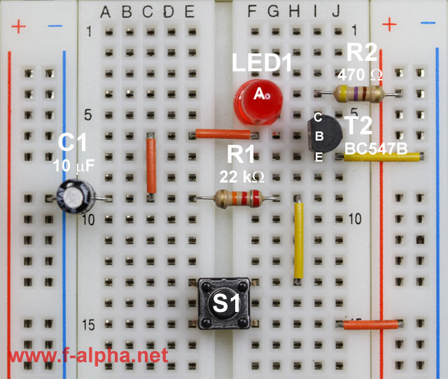 f experiment 12 verz gerungsschaltung ii. Black Bedroom Furniture Sets. Home Design Ideas