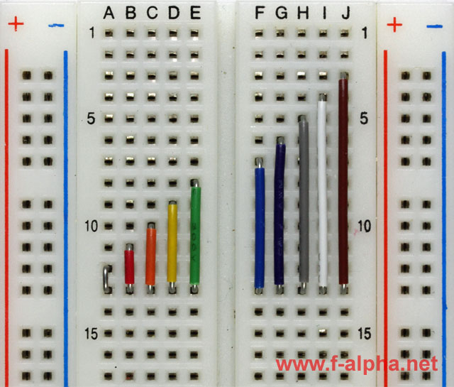 Electronics Cables And Wires : F alpha jumper wires